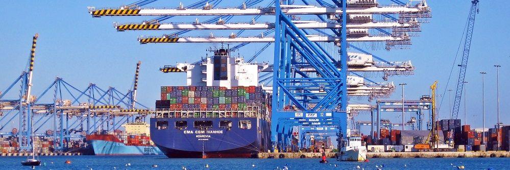 shipping port wifi wireless survey